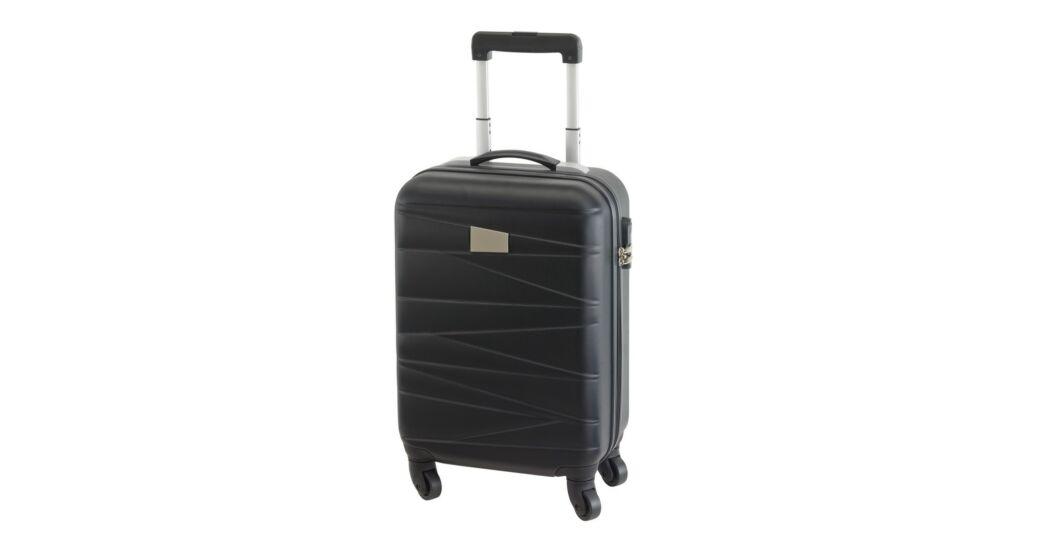 9c39d75089ea PADUA gurulós utazó bőrönd, fekete - Táskák, hűtőtáskák, hátizsákok és  gurulós táskák - Ajándékok.shop webáruház, webshop 2500 ajándéktárgy
