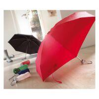 Kép 4/4 - SHORTY alumínium összecsukható esernyő, vörös