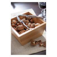 Kép 4/4 - CLICK diótörő szett, barna, ezüst
