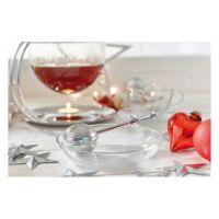 Kép 5/5 - SWEET TEA rozsdamentes acél tea pálca szűrővel, ezüst