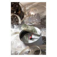 Kép 5/5 - TEAR OPEN óra konzervdobozban, fehér, ezüst