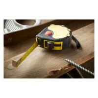 Kép 4/4 - BASIC I mérőszalag, sárga, fekete