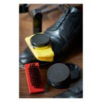 Kép 4/4 - BIG SHINE cipőpucoló készlet, sárga, vörös, fekete