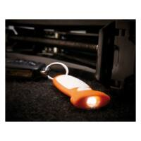 Kép 3/3 - MITHRAS kulcstartó, fehér, narancssárga
