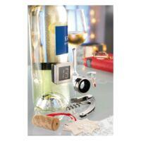 Kép 4/4 - BOLERO digitális borhőmérő, ezüst