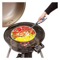 Kép 4/4 - MAITRE Barbecue villa, ezüst, szürke