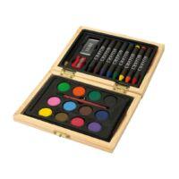 Kép 2/3 - CREATIVE COLOUR festő szett, színes