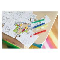 Kép 3/3 - PAINT YOUR PICTURE gyermek puzzle, színes