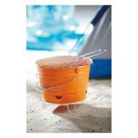 Kép 3/3 - BUCKET barbecue, narancssárga
