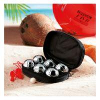 Kép 3/3 - DAVID mini petanque szett, fekete