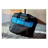 Kép 3/3 - BRISTOL konferencia táska, fekete, kék