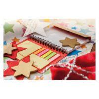 Kép 4/4 - MAGNY újrahasznosított jegyzetfüzet, vörös, natúr