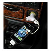 Kép 3/3 - Y-POWER USB autós töltő, fehér