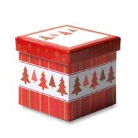Kép 2/2 - SNOWY Karácsonyfadísz ajándékdobozban