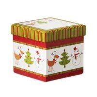 Kép 3/4 - SWEETY Karácsonyfadísz ajándékdobozban