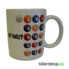 Bögre - Got Ballz?