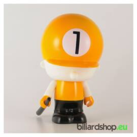 Hat Doll Coin Bank pool biliárdos persely, 1-es