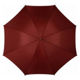 Golf esernyő, bordó