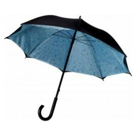 Duplafalú esernyő, esős