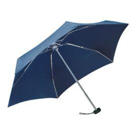 POCKET mini alumínium összecsukható esernyő, tengerészkék