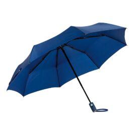 ORIANA automata összecsukható szélálló esernyő, tengerészkék