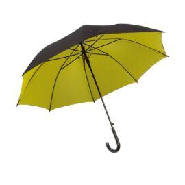 DOUBLY automata esernyő, fekete, sárga