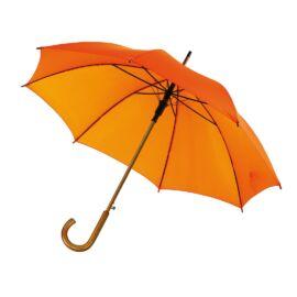 TANGO automata, fa esernyő, narancssárga