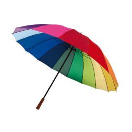 RAINBOW SKY golf esernyő, szívárvány