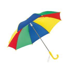 LOLLIPOP gyermek esernyő, kék, zöld, vörös, sárga