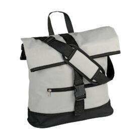 BIKE MATE kerékpáros táska, szürke, fekete