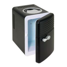 MULTI PERFORMANCE mini hűtő, fekete, ezüst