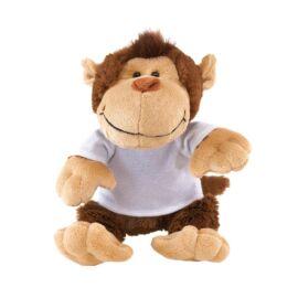 INGO plüss majom, barna, bézs