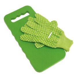GO GREEN kertész szett, zöld
