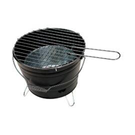 BUCKET barbecue, fekete