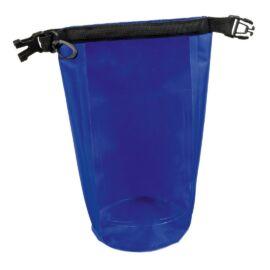SMALL STORAGE vízhatlan strand táska, kék