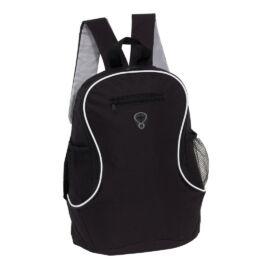 TEC hátizsák, fekete