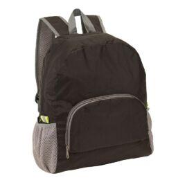 VOLUNTEER hátizsák, fekete