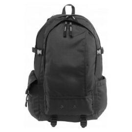 Explorer hátizsák, fekete
