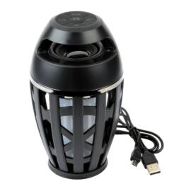 BONFIRE vezeték nélküli hangszóró, fekete