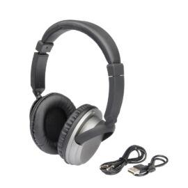 COMFY bluetooth fejhallgató, ezüst, fekete