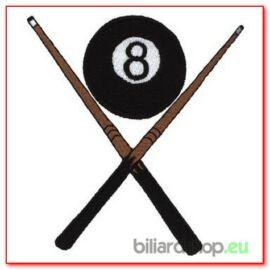 8-BALL & CUE STICK