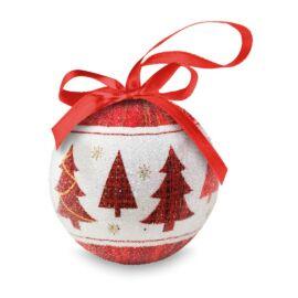 SNOWY Karácsonyfadísz ajándékdobozban