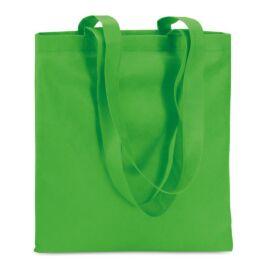 TOTECOLOR Bevásárlótáska , zöld