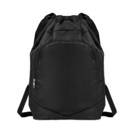 FIORD BAG Vízálló sport hátizsák, fekete
