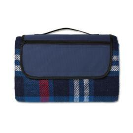 CENTRAL PARK Akril piknik takaró, kék