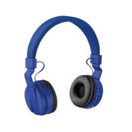 PULSE Összehajtható BT fejhallgató, királykék
