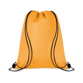COOLTAS 210D zsinóros hűtőtáska, narancssárga