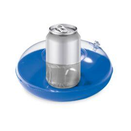 CANNY Felfújható italosdoboz-tartó, kék