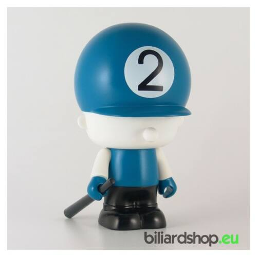 Hat Doll Coin Bank pool biliárdos persely, 2-es