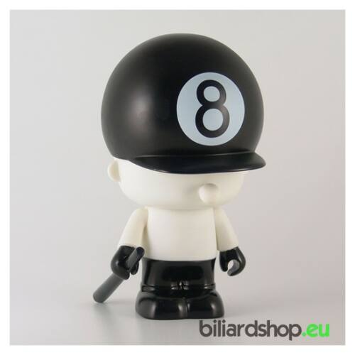 Hat Doll Coin Bank pool biliárdos persely, 8-as